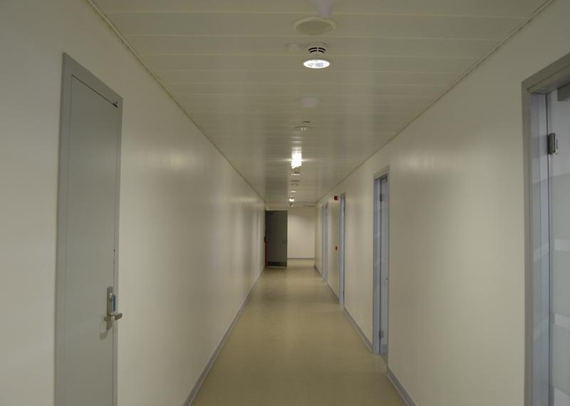 Lay On Corridor Sİstem 5
